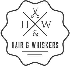 Hair and Whiskers logo
