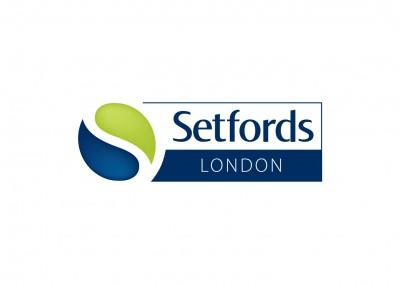 Setfords London logo
