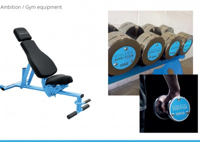 Athletic Ambition - equipment