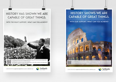 Setfords magazine ads