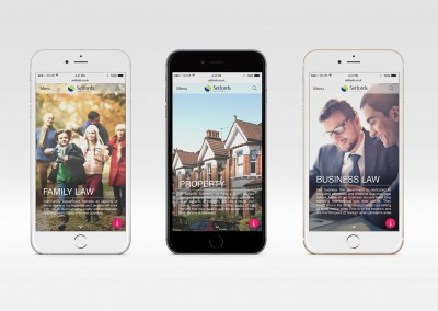 Setfords mobile concept
